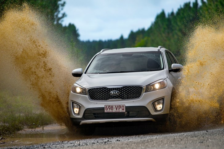 2017 Kia Sorento - Review