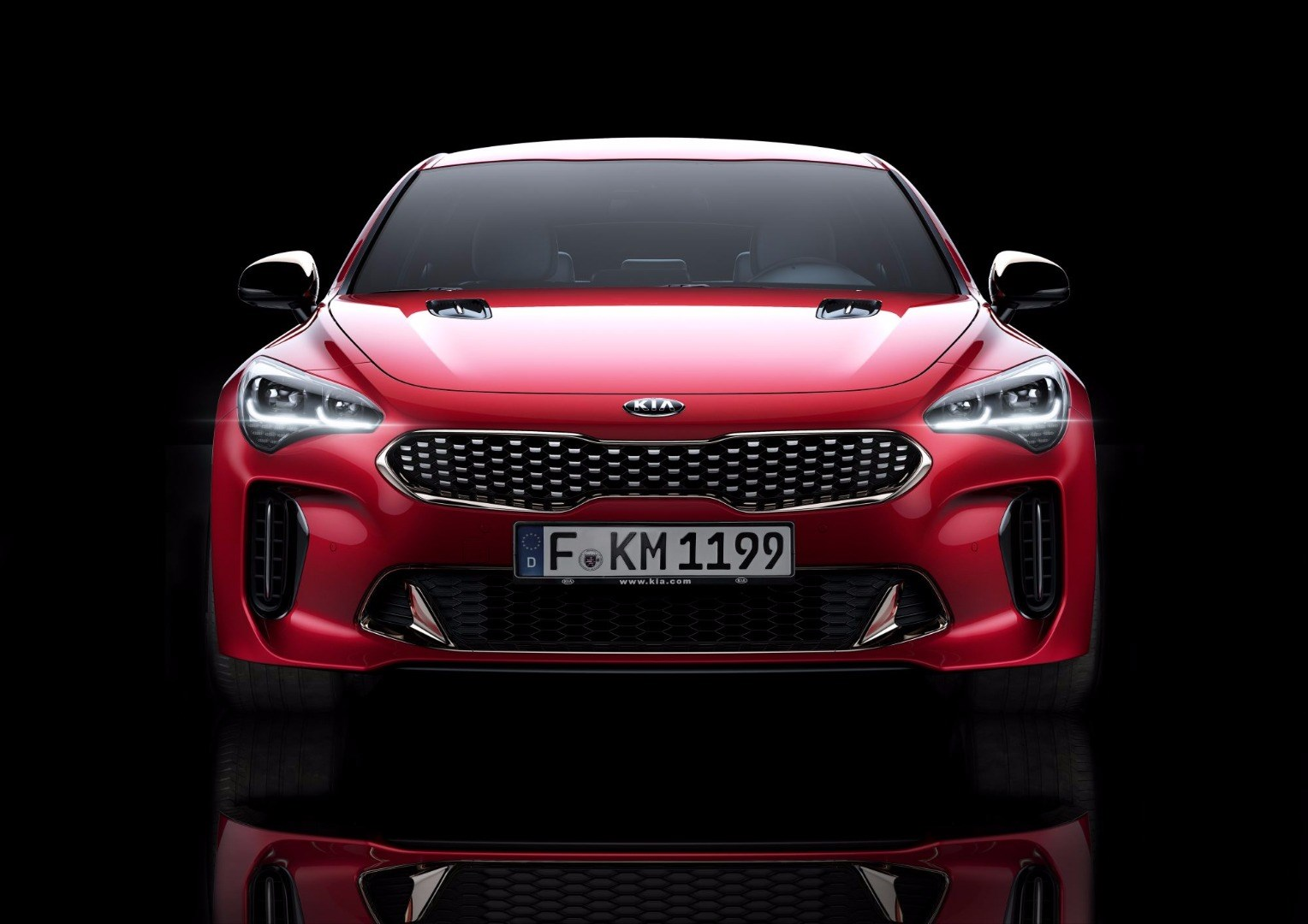 Kia Unveils Stinger GT, 272kW AWD Performance Coupe Thumbnail