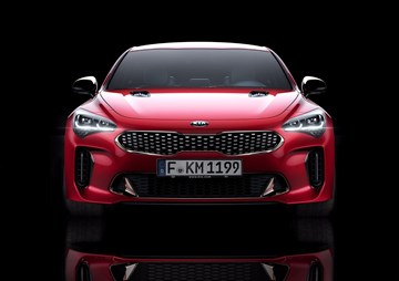 2018 Kia Stinger GT - Detroit Motor Show