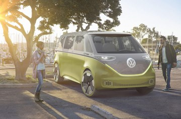 Volkswagen ID Buzz - The New Microbus, Due 2022