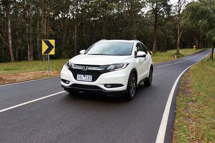 2017 Honda HR-V - Review