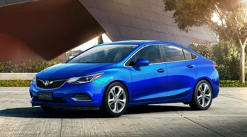 2017 Holden Astra Sedan Announced, Cruze Axed