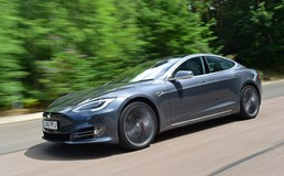 Tesla Model S P100D Ludicrous+ Mode