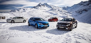 Mercedes-Benz Expanding Compact Range, With AMG