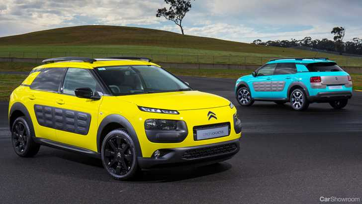 Review 2017 Citroen C4 Cactus Review