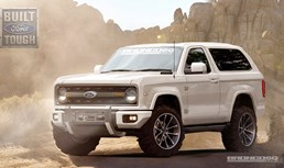 Ford Bronco Will Be 'Unique' From Everest