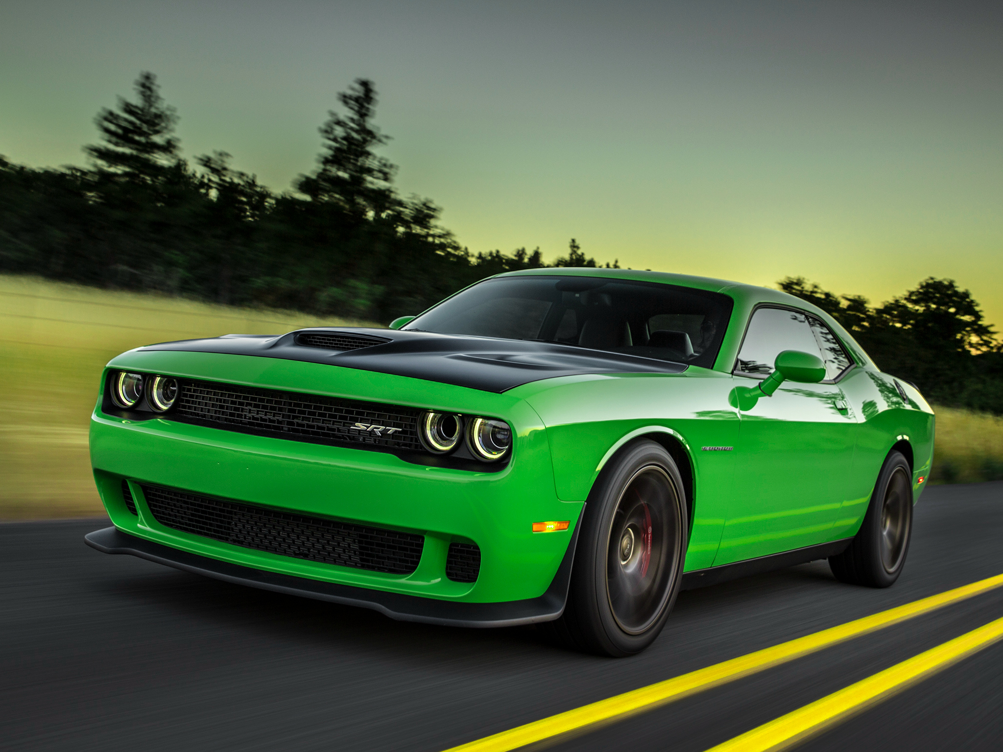 Classic Muscle Cars >> News - Dodge Teases More Insane Challenger Demon