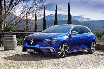 2017 Renault Megane - Review