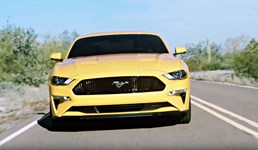Ford's Facelifted 2018 Mustang Leaked On Video