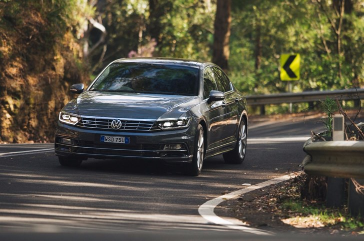 Golf Gti Top Gear >> Review - 2017 Volkswagen Passat - Review