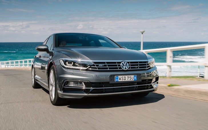 Review 2017 Volkswagen Passat Review