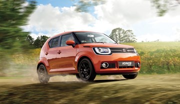 2017 Suzuki Ignis: Funky Crossover Detailed