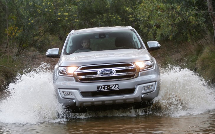 2017 Ford Everest - Review