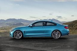 2017 BMW 4-Series Coupe LCI