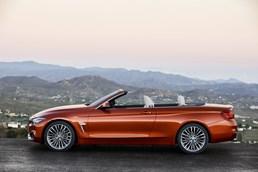 2017 BMW 4-Series Cabriolet LCI