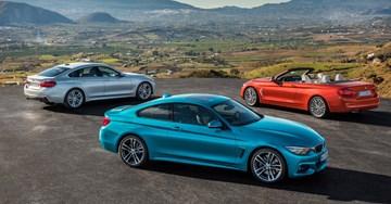 2017 BMW 4-Series LCI Family