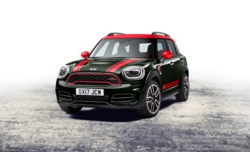 2017 Mini John Cooper Works Countryman Revealed