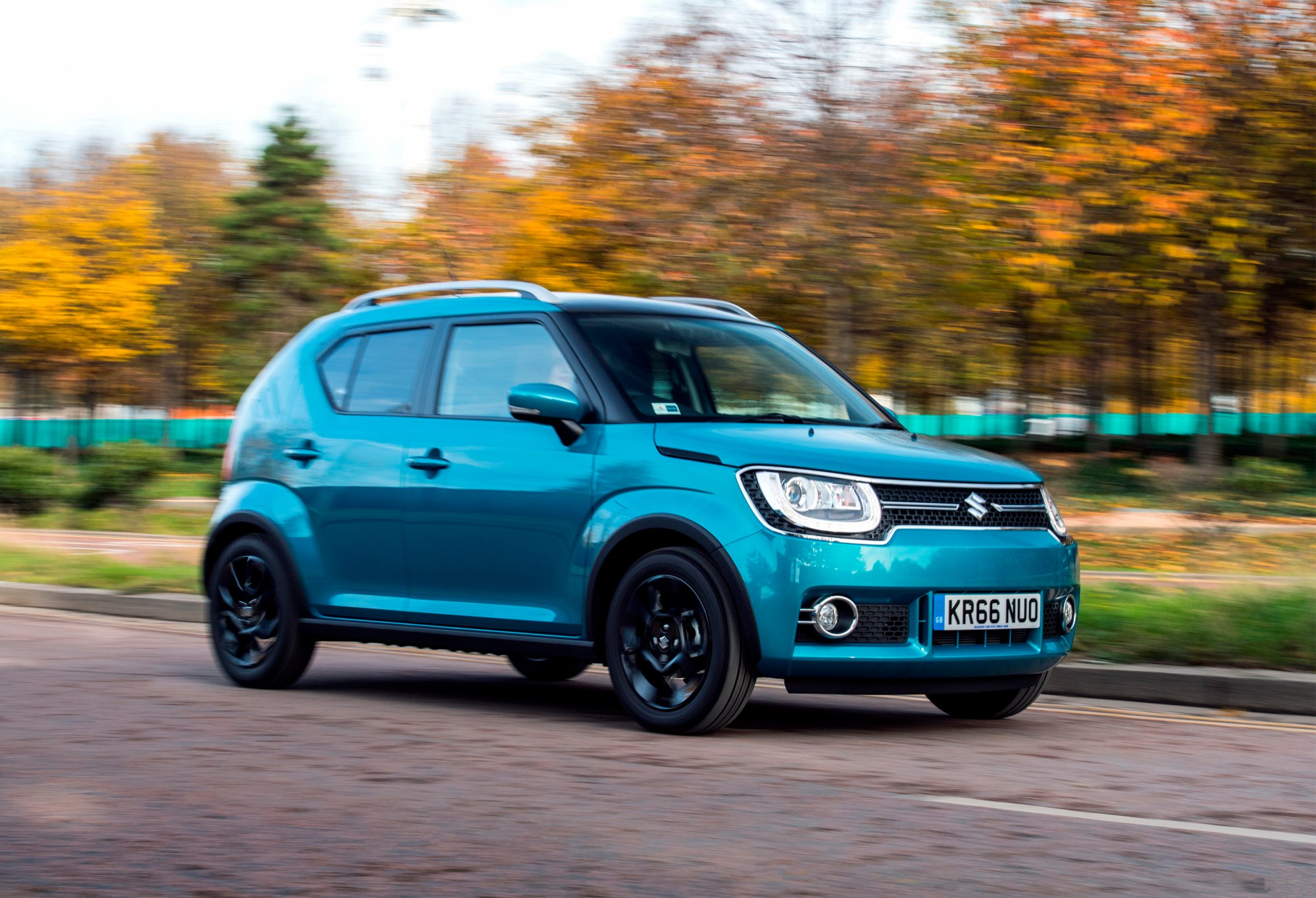 review 2017 suzuki ignis first impressions. Black Bedroom Furniture Sets. Home Design Ideas