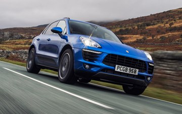 2017 Porsche Macan - Review