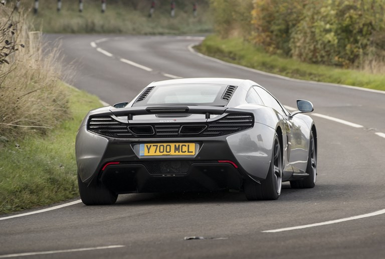 McLaren Super Series Teaser