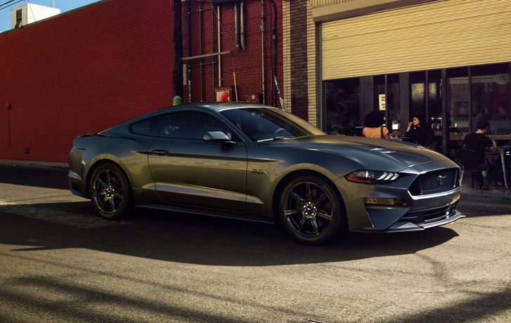 Ford Reveals Updated Mustang For 2018