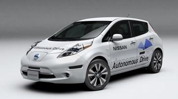 London To Host Nissan's First Autonomous Vehicles