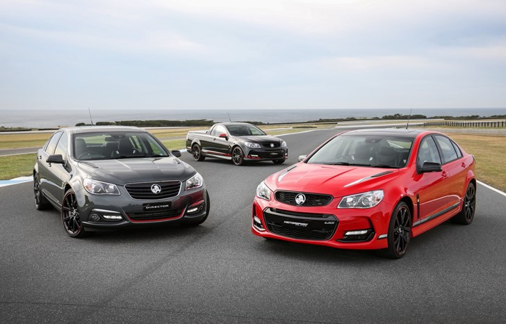 Limited-Run 2017 Holden Commodores: The Final Goodbye