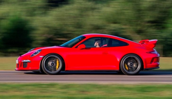 News 2017 Porsche 911 Gt3 To Gain 4 0 Litre Flat 6 At Least 373kw