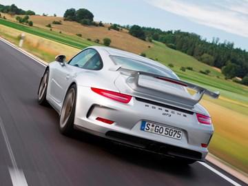 2017 Porsche 911 GT3 To Gain 4.0-litre Flat-6, At Least 373kW