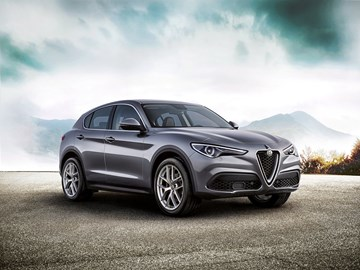2017 Alfa Romeo Stelvio First Edition Detailed