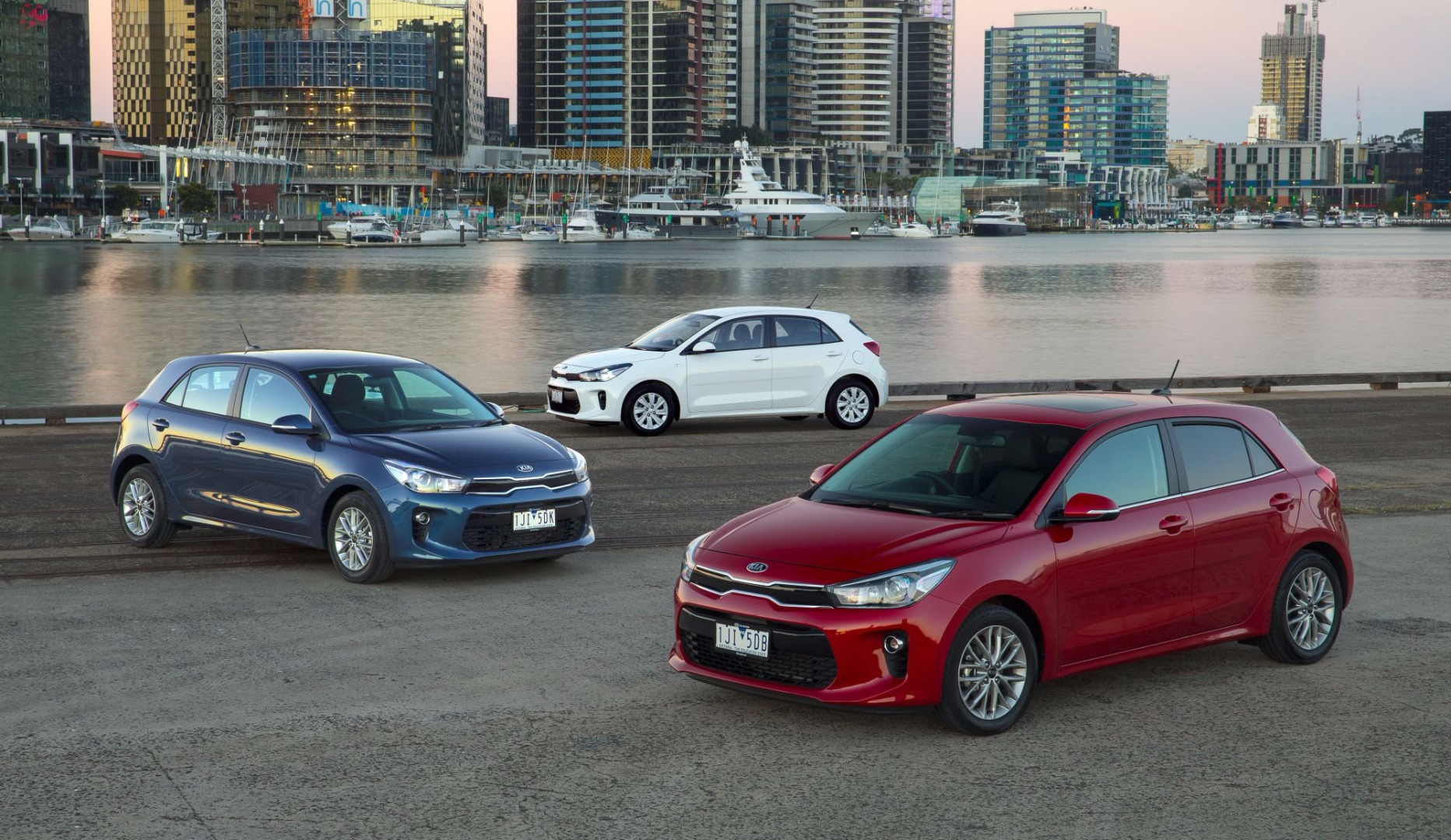 News Kia Australia Launches All New Rio