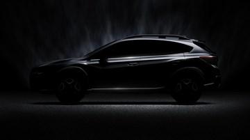 2017 Subaru XV Shows Some Skin