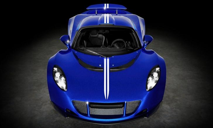 2017 Hennessey Venom GT Final Edition
