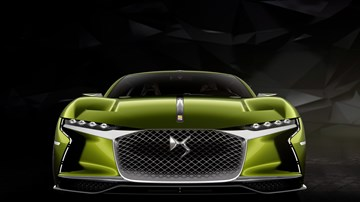 DS E-Tense Close To Production?