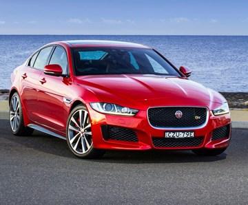 2017 Jaguar XE - Australia