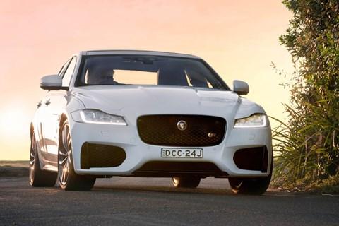 2017 Jaguar XF S V6