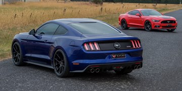 2017 Tickford Mustang, With Warranty