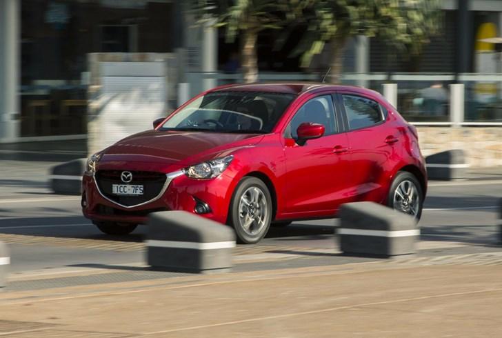 2017 Mazda2 - Sedan & Hatch