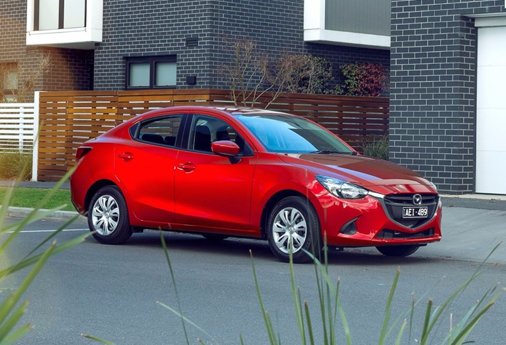 review - 2017 mazda2 - review