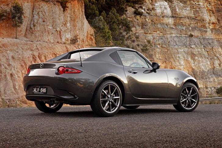2017 Mazda MX-5 RF - Australia