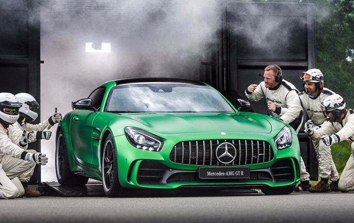 AMG GT R To Be Previewed At Bathurst 12 Hour