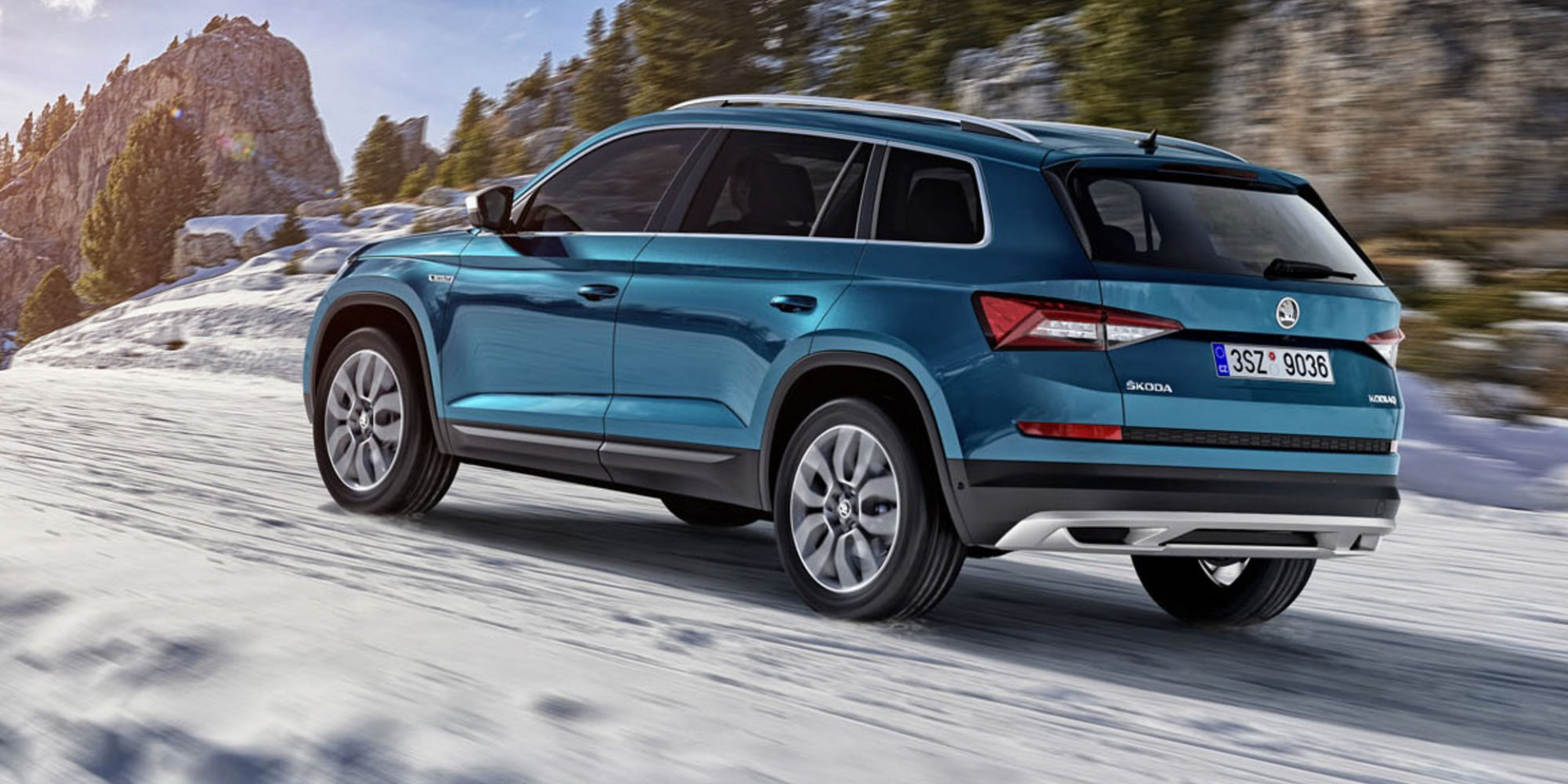 News Skoda Kodiaq Scout Unveiled Oz Landing Possible