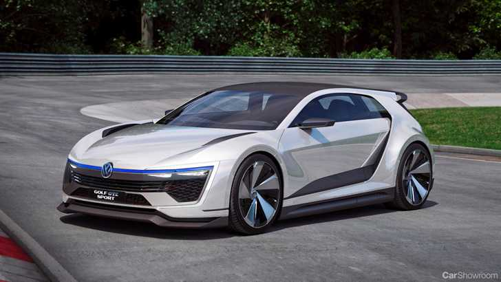 News - Volkswagen's 2020 Golf GTI Will Be A Faster Hybrid