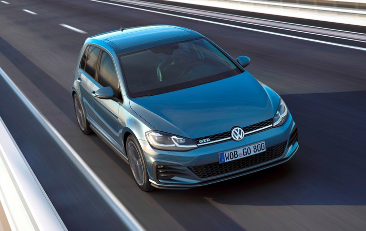 Volkswagen's 2020 Golf GTI Will Be A Faster Hybrid