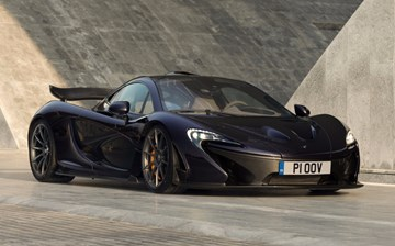 McLaren and BMW To Co-Develop Engine Tech