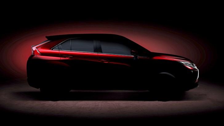 Mitsubishi To Debut Compact SUV Concept In Geneva