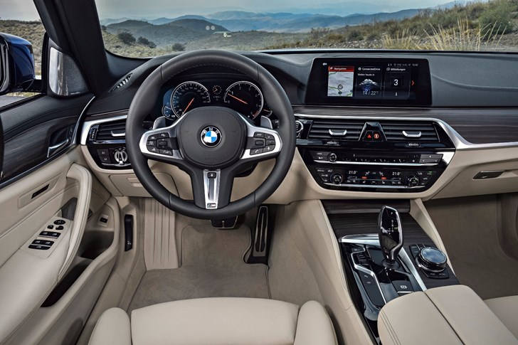 news - bmw previews all-new 2017 5 series touring
