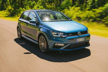 2017 Volkswagen Polo GTI - Review
