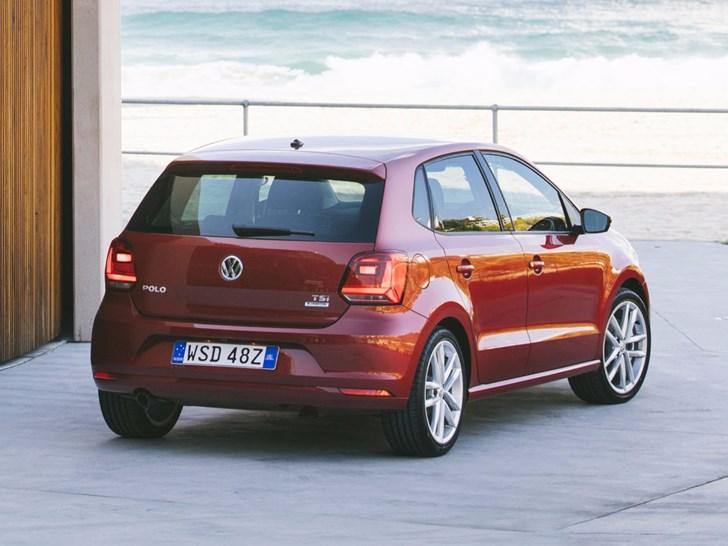 2017 Volkswagen Polo