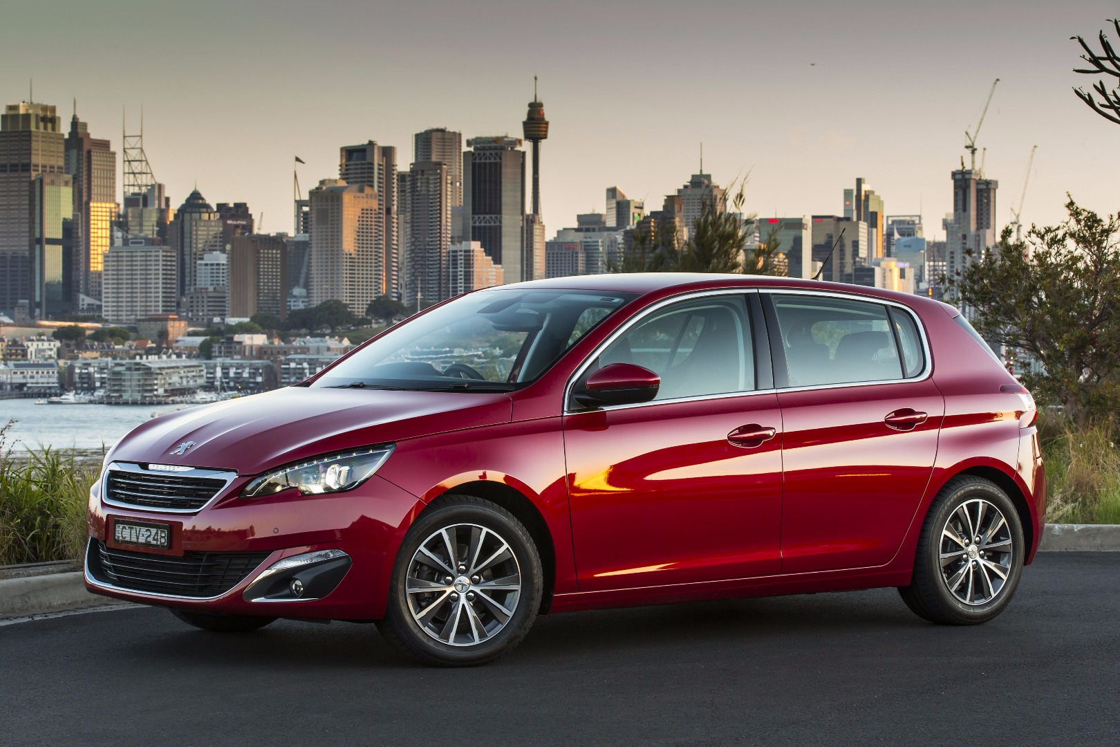 Review 2017 Peugeot 308 Review
